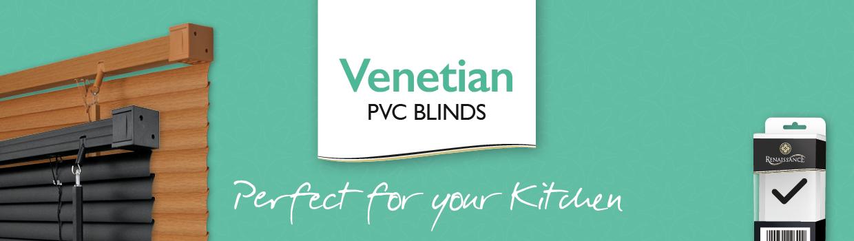 PVC Venetian Blind