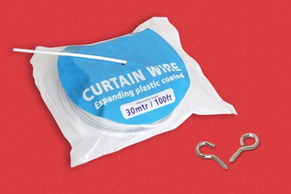 Curtain Wire