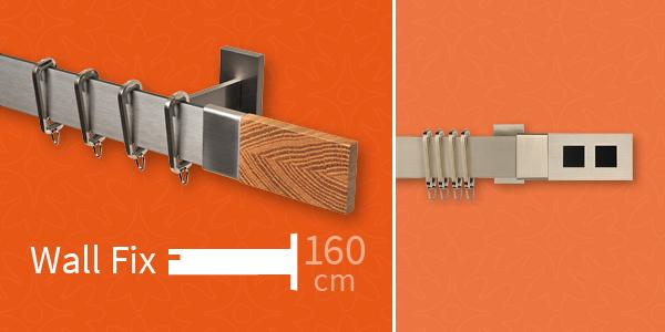 Complete Track Kit with 160mm brackets