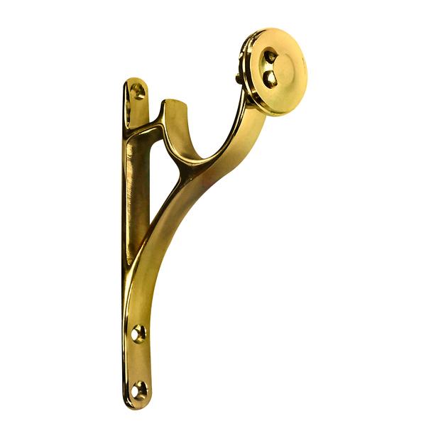 Renaissance Brass 50mm Duet End Bracket