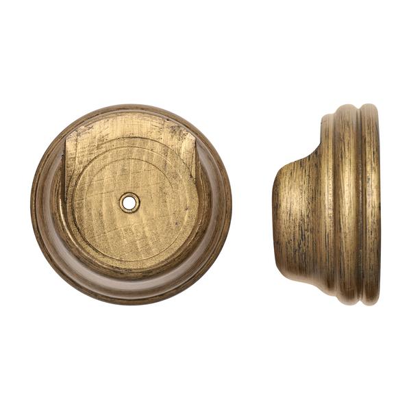 Renaissance Venetian Gold 50mm Duet Bracket