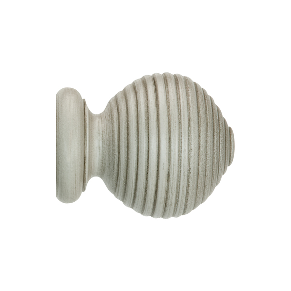 Chateau Grey 50mm Duet Beehive Finial