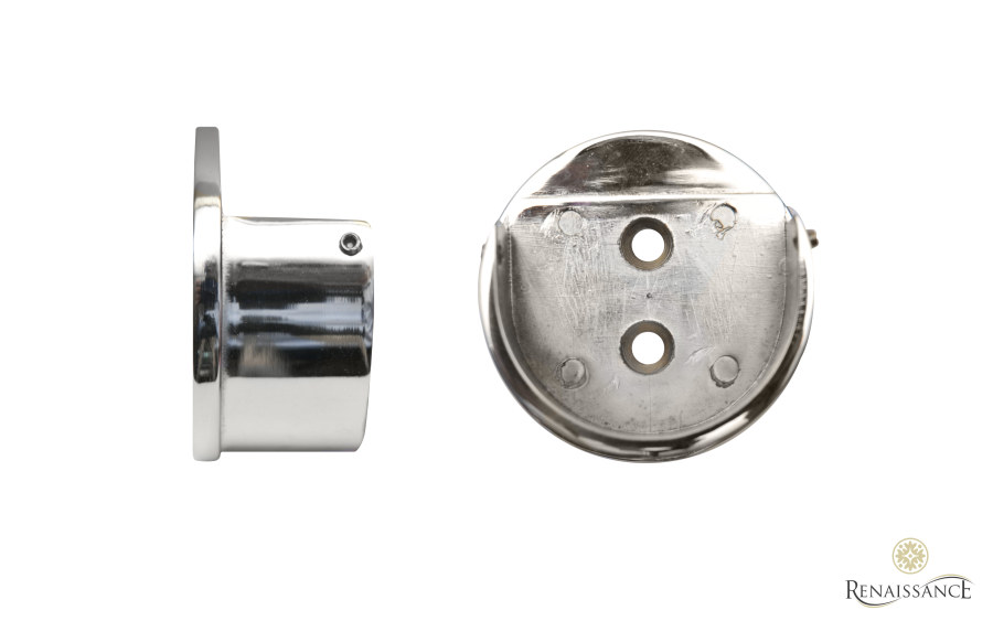 Polished Silver 35mm Spectrum Recess Bracket