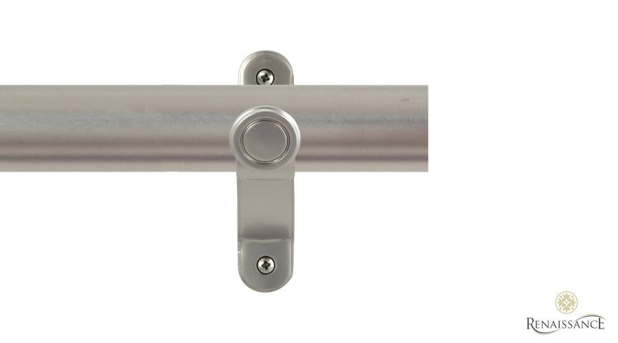 Titanium 6.00m (19ft 8in) 35mm Spectrum Eyelet Pole Set excluding Finials