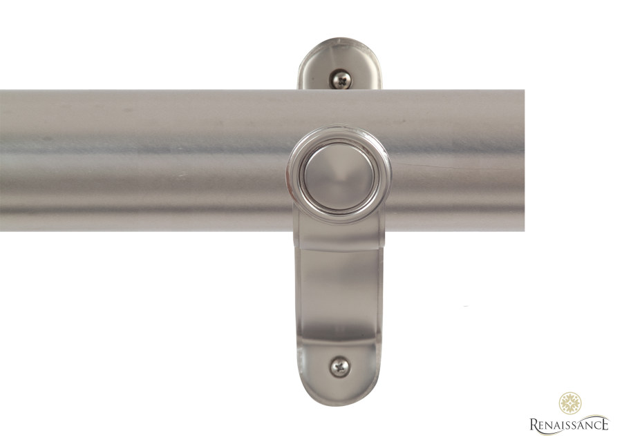Titanium 6.00m (19ft 8in) 50mm Spectrum Eyelet Pole Set excluding Finials