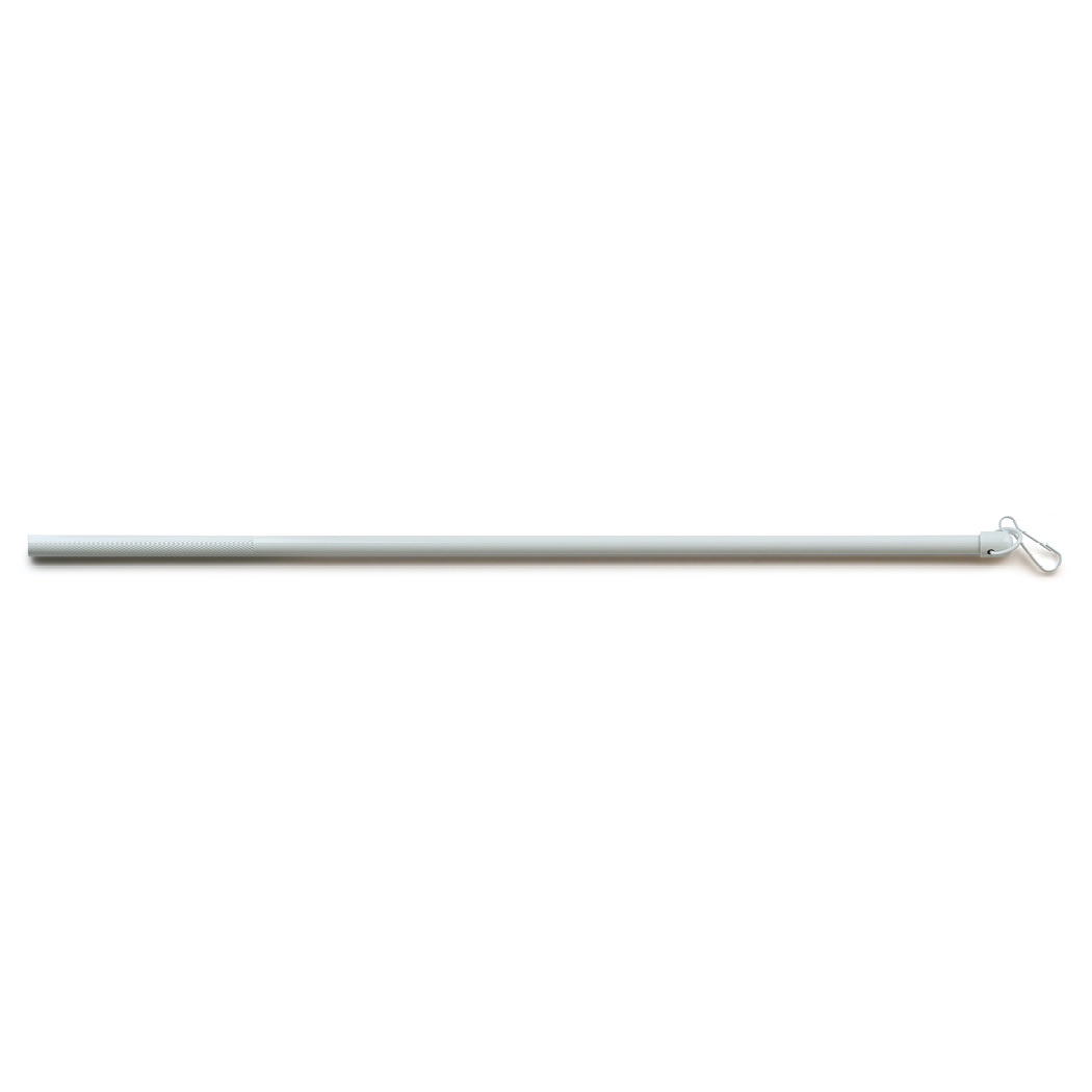 White 150cm (59in) Style Draw Rod